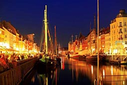 Offers on flights to Copenhagen