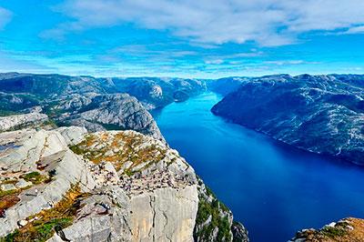 Destinos - Fiordos Noruegos