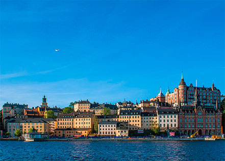 Cruises - Departures from Stockholm
