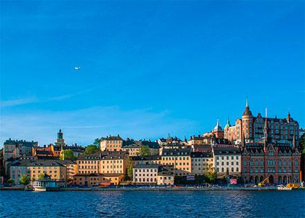 Cruceros - Salidas desde Estocolmo