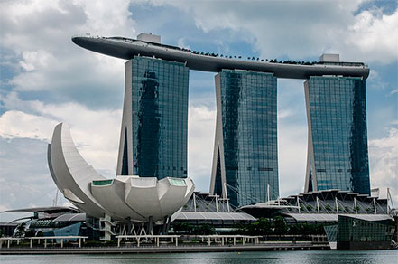 Cruises - Departures from Singapore