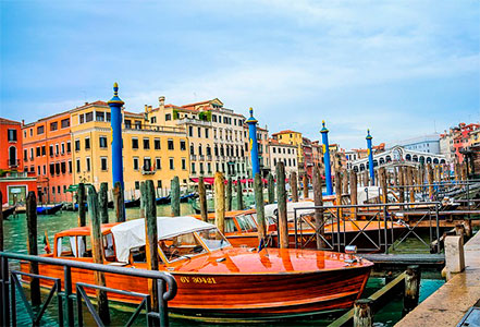 Cruises - Departures from Venice