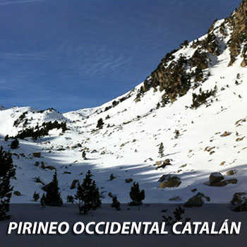 Pirineo Occidental Catalán