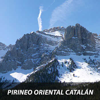 Pirineo Oriental Catalán