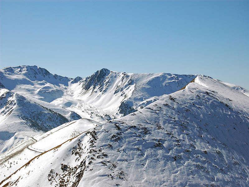 Andorra Map